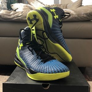 Under Armour Clutchfit Drive basketball shoes